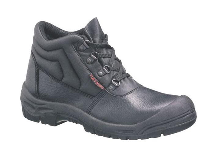 Black Chuckka Boots