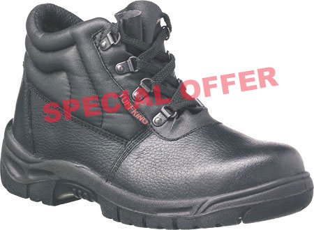 Tuffking Black Midsole Boot